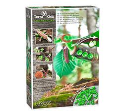 Terra Kids Connectors – Konstruktions-Set Tiere