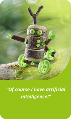 Robot R. Olivia