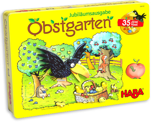 Obstgarten-Jubiläumsbox