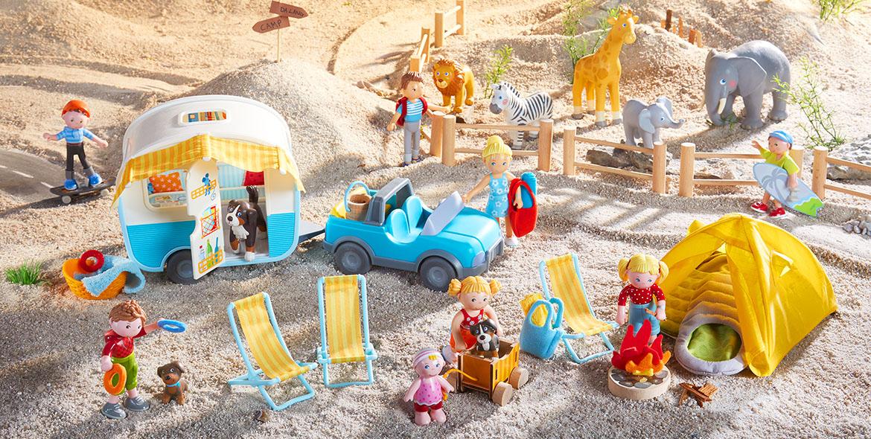 Sole, mare e spiaggia: vacanze in campeggio
