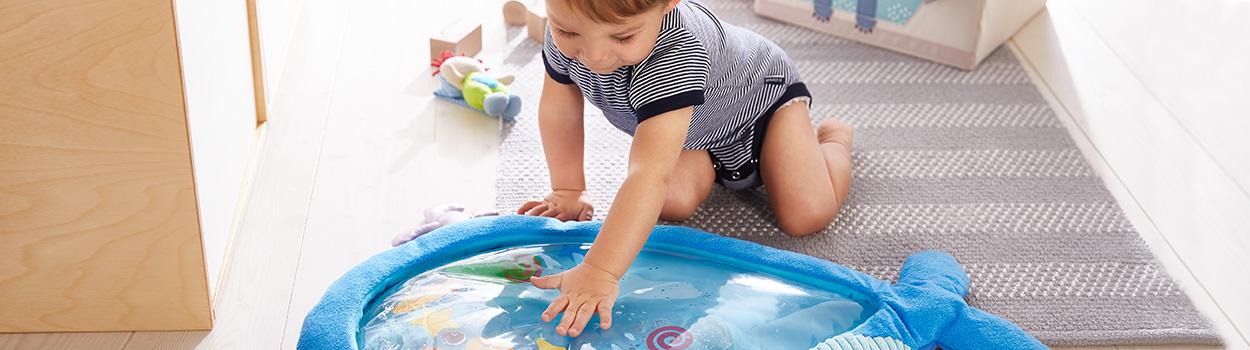 les tapis d eveil aquatique haba quel