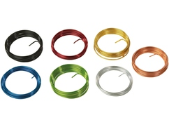 Aluminum Wire Sets, colorful