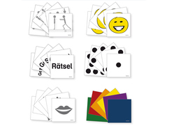Activity Cards, 40 pieces