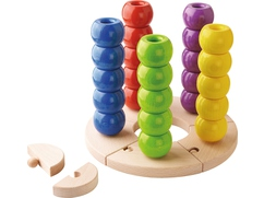 Ball Stacking Game