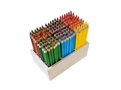 Pencil Set, 12 colors, thick