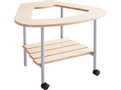 Quadrant Play Table