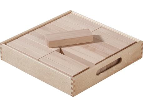 Fröbel Building Kit Short Strips