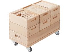 Building Kit Wagon
