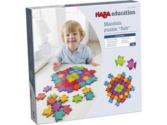 """Mandala Puzzle """"Fish"""""""