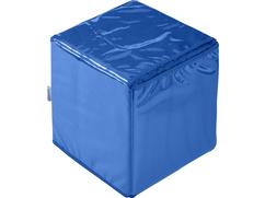 Dice, large, blue, 1 item