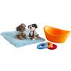 Little Friends – Brown & Tricolor Puppy