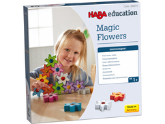 Parquet Flower Magic 3D