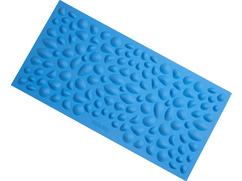 Pebble Beach Sensory Mat, blue