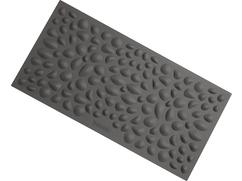 Pebble Beach Sensory Mat, gray