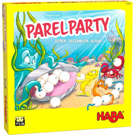 Parelparty | HABA Netherlands